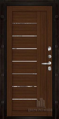 Внутренняя панель LIGHT 2110 (зеркало) Орех вельвет