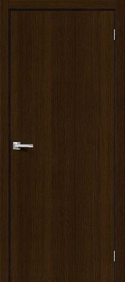 Межкомнатная дверь Вуд Флэт-0.V Golden Oak