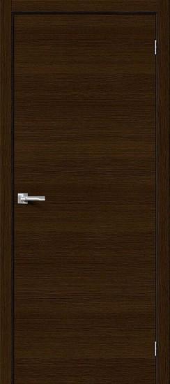 Межкомнатная дверь Вуд Флэт-0.H Golden Oak