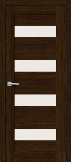 Межкомнатная дверь Вуд Модерн-23 Golden Oak Magic Fog