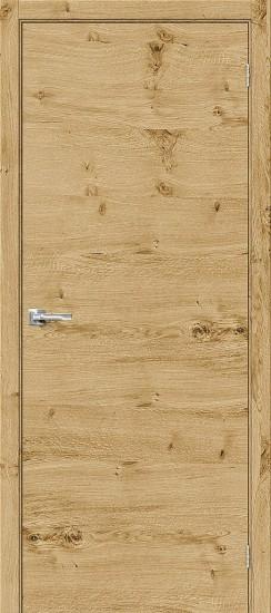 Межкомнатная дверь Вуд Флэт-0.Н Barn Oak