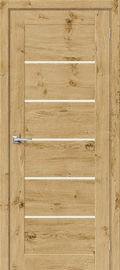 Межкомнатная дверь Вуд Модерн-22 Barn Oak Magic Fog