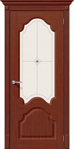 Межкомнатная дверь Афина Ф-15 (Макоре) Худ.