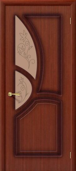 Межкомнатная дверь Греция Ф-15 (Макоре) Худ.