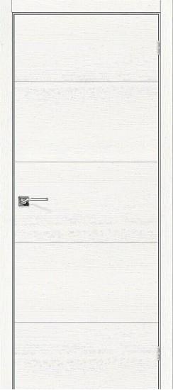 Межкомнатная дверь Вуд Арт-2.H Whitey