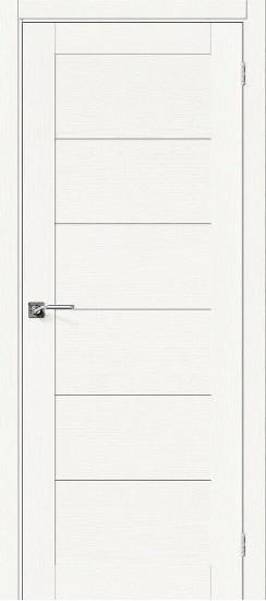 Межкомнатная дверь Вуд Модерн-21 Whitey
