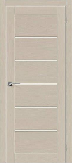 Межкомнатная дверь Вуд Модерн-22 Latte Magic Fog