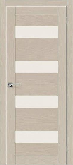 Межкомнатная дверь Вуд Модерн-23 Latte Magic Fog
