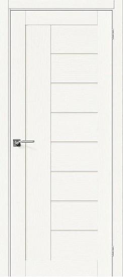 Межкомнатная дверь Вуд Модерн-29 Whitey Magic Fog