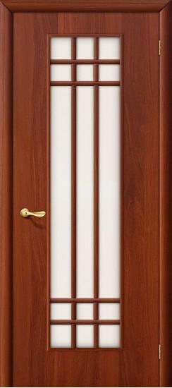Межкомнатная дверь 16С Л-11 (ИталОрех) Сатинато