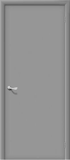 Межкомнатная дверь Гост Л-16 (Серый)