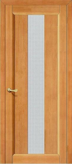Межкомнатная дверь Вега-18 Т-30 (Светлый Орех) Кризет