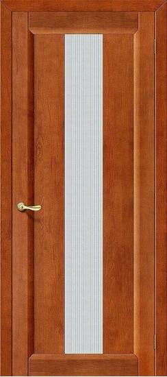 Межкомнатная дверь Вега-18 Т-31 (Темный Орех) Кризет