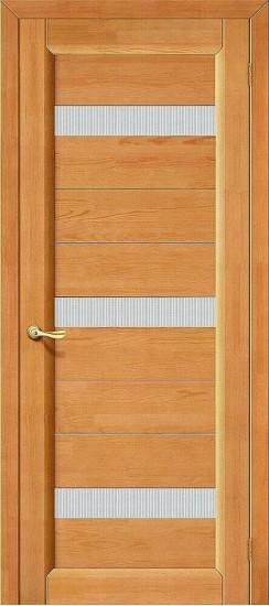Межкомнатная дверь Вега-2 (ПЧО) Т-30 (Светлый Орех) Кризет