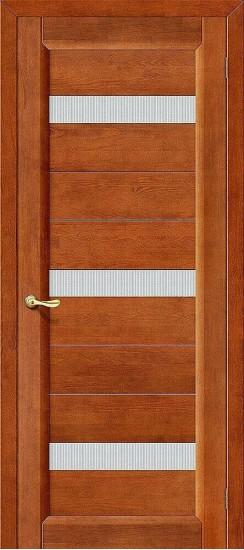 Межкомнатная дверь Вега-2 (ПЧО) Т-31 (Темный Орех) Кризет