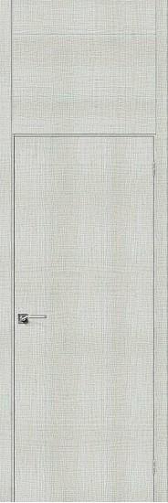 Межкомнатная дверь Гулливер Порта-50 Bianco Crosscut
