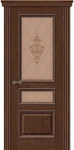 Межкомнатная дверь Вена Т-32 (Виски) Худ.