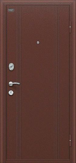 Металлическая дверь Door Out 201 Антик Медь/Wenge Veralinga