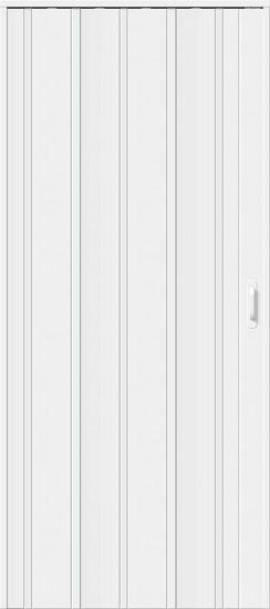 Дверь-книжка ДСК 007 Белый глянец
