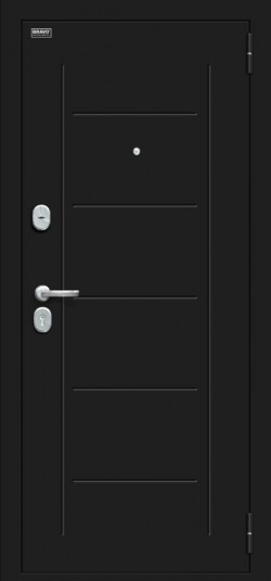 Металлическая дверь Борн Лунный камень/Wenge Veralinga