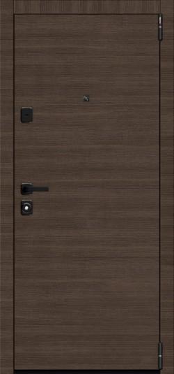 Металлическая дверь Porta M П50.П50 Brownie/Virgin