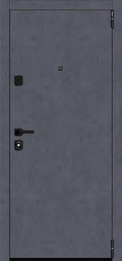 Металлическая дверь Porta M П50.П50 Graphite Art/Grey Art