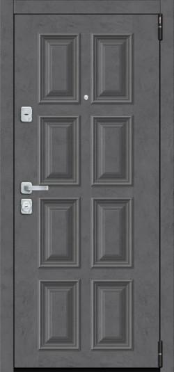 Металлическая дверь Porta M К18.K18 Rocky Road/Silk Road