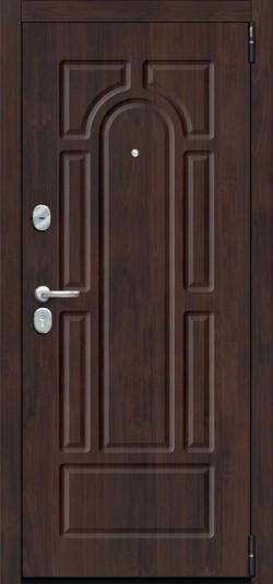 Металлическая дверь Porta S 55.К12 Almon 28/Nordic Oak
