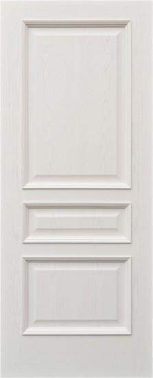 Дверь межкомнатная Асти Ясень карамельный