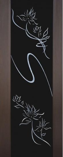 Дверь межкомнатная Диамант Венге