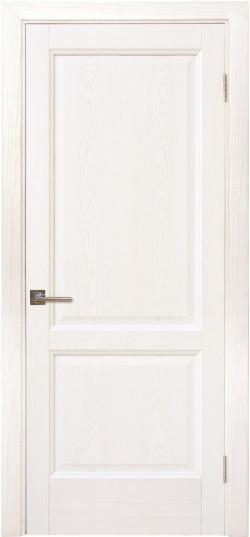 Дверь межкомнатная Классик Белый ясень
