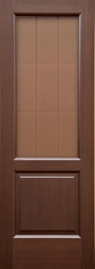 Дверь межкомнатная Классик Венге