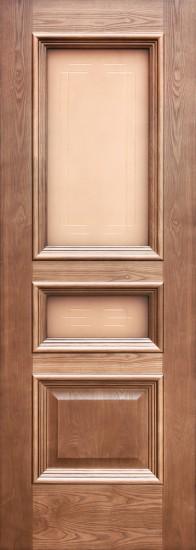Дверь межкомнатная Равена Морёный дуб