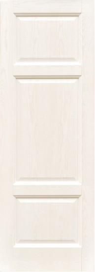 Дверь межкомнатная Валенсия Белый ясень