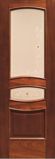 Дверь межкомнатная Венеция 2 Сапель