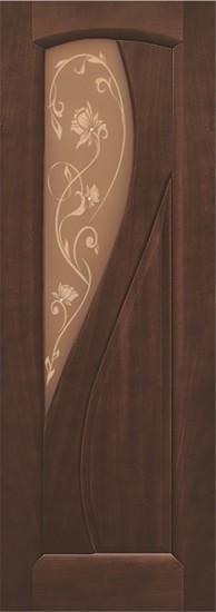 Дверь межкомнатная Версаль Венге