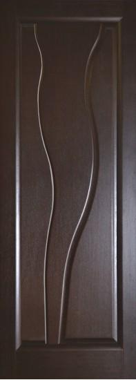 Дверь межкомнатная Лагуна Венге