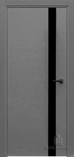 Дверь межкомнатная Uno Grigio (Ral 7015)