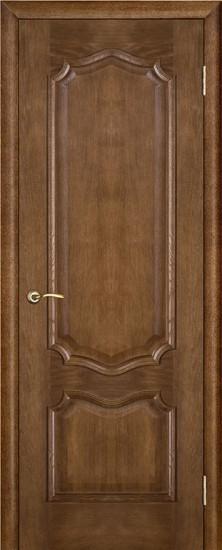 Дверь межкомнатная Премьера Каштан