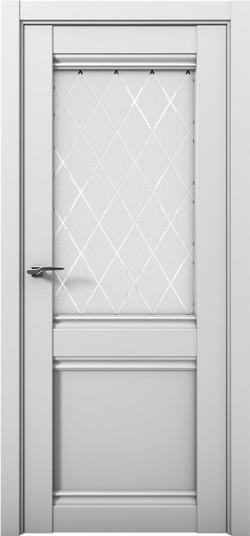 Дверь межкомнатная Cobalt 12 Серый