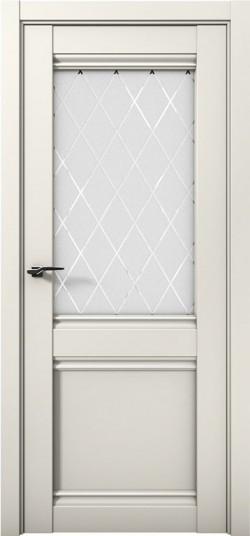 Дверь межкомнатная Cobalt 12 Слоновая кость