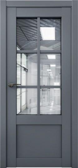 Дверь межкомнатная Cobalt 21 Антрацит