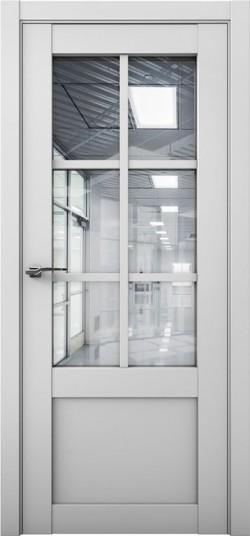 Дверь межкомнатная Cobalt 21 Серый