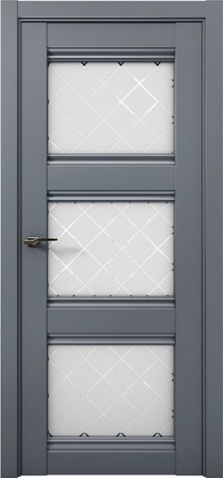 Дверь межкомнатная Cobalt 24 Антрацит