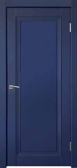 Дверь межкомнатная Деканто 2 Синий бархат