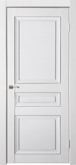Дверь межкомнатная Деканто 3 Белый бархат
