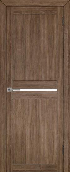Дверь межкомнатная LIGHT 2109 Серый велюр