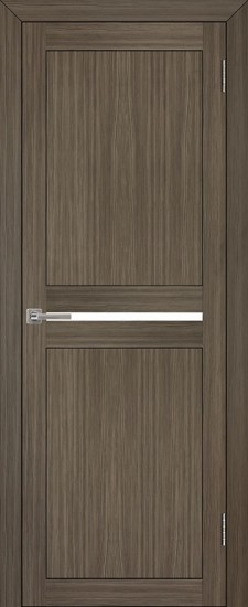Дверь межкомнатная LIGHT 2109 Велюр графит