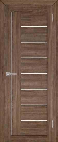 Дверь межкомнатная LIGHT 2110 Серый велюр