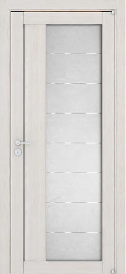 Дверь межкомнатная LIGHT 2112 Капучино велюр